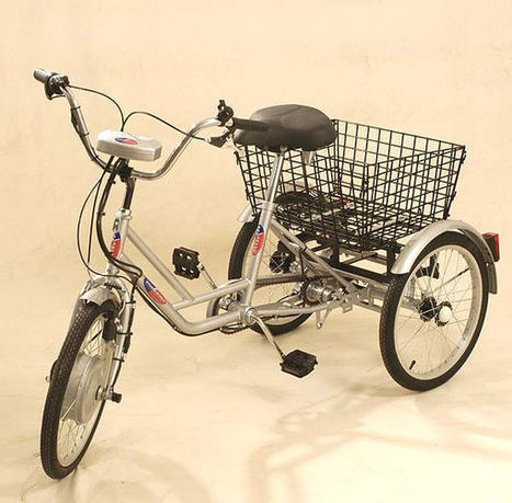 Flyhorse electric powered #tricycles,electric power trikes http://www.china-electricbikes.com/electric-tricycle/electric-powered-tricycles.html | 3 wheel tricycle | Scoop.it