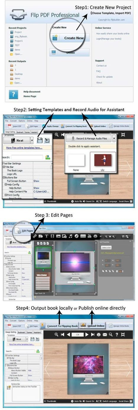 Convert PDF to digital flip books to make your sales brochures to the next lever.[FlipBuilder.com] | Transform PDF files into elegant eBooks and store them online with FlipBuilder hosting | Scoop.it