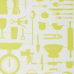 Delon Paris Papier peint cuisine & salle de bain Maroc Rabat http://1drv.ms/1mQ0EZV | Papier peint Maroc | Scoop.it