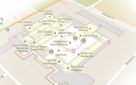 Google Maps Head Indoors in the UK | learning with mobile devices | Scoop.it