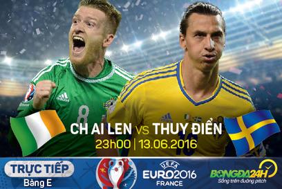 Trực tiếp CH Ireland vs Thụy Điển 23h00 hôm nay ngày 13/06   Trang tin tức   Scoop.it