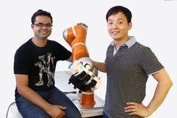 Le robot qui attrape les objets au vol | Technology | Scoop.it