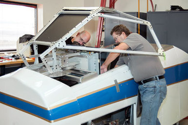 Flight Simulator Prepped for Dream Chaser Drop Tests | Parabolic Arc | The NewSpace Daily | Scoop.it