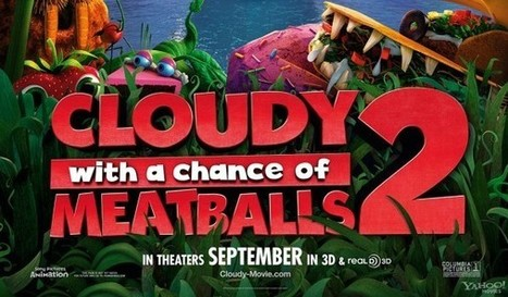 (Pure HD) Watch Cloudy with a Chance of Meatballs 2 Online!@ | where is your source to get animation movies and series | Scoop.it