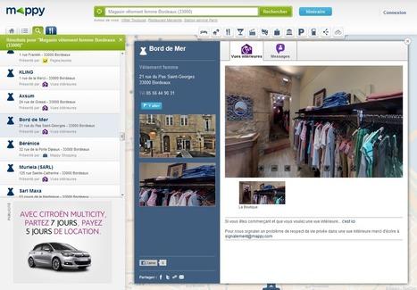 Nouvelle carte, vues 360°, infos trafic temps réel, web-to-store : New ... | Cross channel digital marketing | Scoop.it