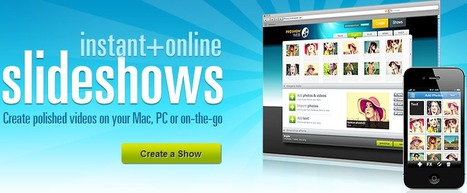 Instant Video Slideshows - ProShow Web | Digital Presentations in Education | Scoop.it