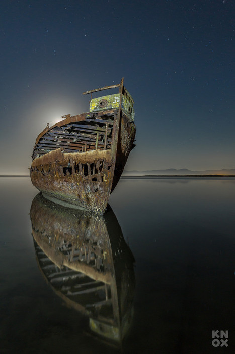 Ghost Ship II by Brodie Knox | photography | Scoop.it