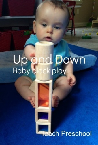 Baby game : up, up, up and dowwwwwwn | Teach Preschool | Scoop.it