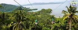 Flying High At The Philippines' Longest Dual Zipline | Beach Resort Philippines | Healthcare Marketing | Scoop.it