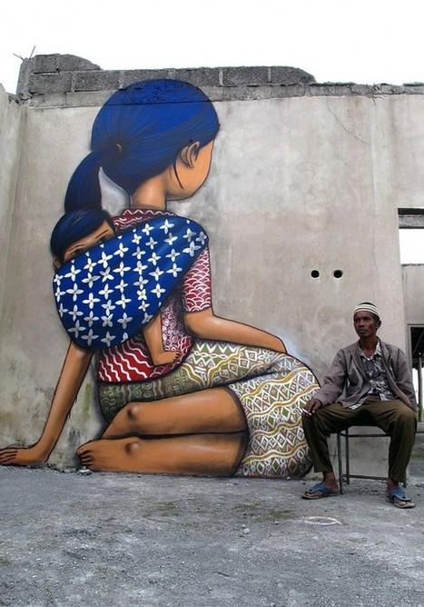Le street-art de Seth / part.2 ! | Graphisme | Scoop.it