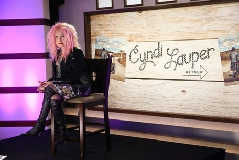 Cyndi Lauper Discusses Collaborating With Vince Gill, Jewel and More on 'Detour' | Country Music Today | Scoop.it