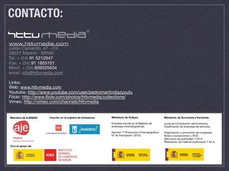 Tipos en Movimiento, Empresa de Audiovisuales en Madrid especialista en video marketing | Tipos en Movimiento - Producción Audiovisual | Scoop.it