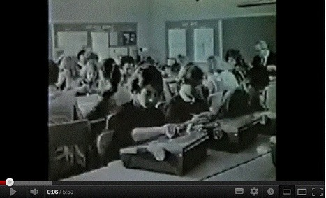 History of eLearning: mechanical teaching machine - 1954 | eLearning tools | Scoop.it