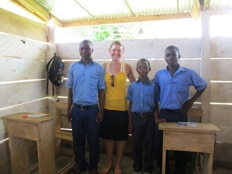 "Valentina Kruip Volunteer Abroad in Kpando, Volta Region, Ghana | Volunteers Abroad Reviews and Feedbacks | ""#Volunteer Abroad Information: Volunteering, Airlines, Countries, Pictures, Cultures"" 