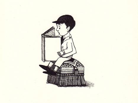 Neil Gaiman on How Stories Last | What is literature? | Scoop.it