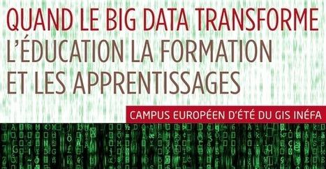 » C2E 2016 : Quand le « big data » transforme l'éducation, la formation et les apprentissages | Espace Mendes France, Poitiers | Scoop.it