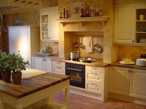 Beautiful Farmhouse Kitchens   Hometipster   Wrought iron staircases Sydney   Scoop.it