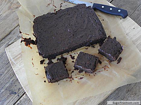 Fudgey Flourless Chocolate Brownies [Gluten, Dairy & Sugar Free] | Truly Healthy Recipes | Scoop.it