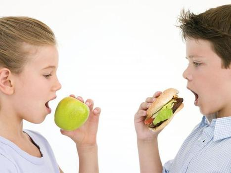 Recul de la consommation de fruits et légumes   Aliminfo   Scoop.it