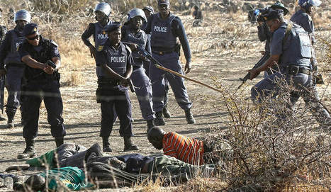 Marikana Commission: Lies, videotapes and the police's crumbling wall of deceit | Lawfare: Marikana | Scoop.it