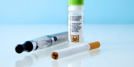E-cigarette. A quel point la nicotine liquide est-elle dangereuse ?   cigarette electronique   Scoop.it
