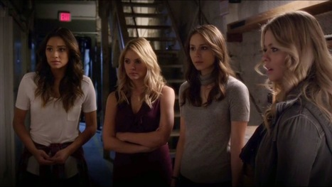 Tv Shows Over The World: Pretty Little Liars Season 5, Episode 1 - EscApe From New York 2014 | Fashion World | Scoop.it
