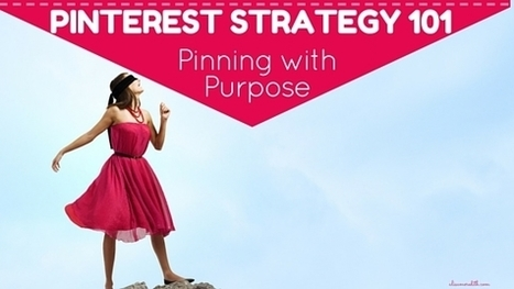 Pinterest Marketing 101: Pinning with Purpose | Pinterest tips & more | Scoop.it