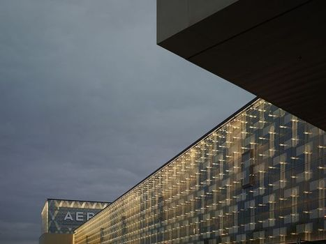 AEROVILLE, Roissy-en-France, France by PCA | The Architecture of the City | Scoop.it