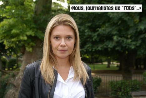 Aude Lancelin virée pour avoir fait battre lecœur de «l'Obs» trop à gauche? | DocPresseESJ | Scoop.it