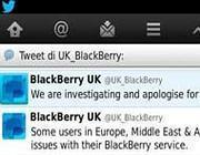 Ancora problemi per BlackBerry, disservizi in Europa, Asia e Africa | WEBOLUTION! | Scoop.it