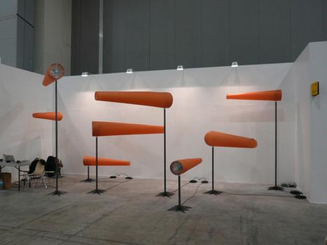 'N NE E SE S SO O NO' by Héctor Zamora   Art Installations, Sculpture, Contemporary Art   Scoop.it