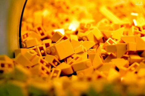 Des panneaux solaires améliorés par des briques aluminium en forme de Lego   Eco Solutions   Scoop.it