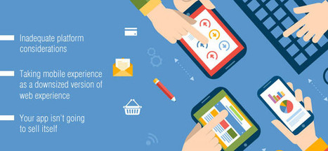3 Mobile App development mistakes you should always avoid!!! | Mobile Application Development Services | Scoop.it