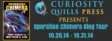 Excerpt: Operation Chimera | A Day Job and a Dream | Scoop.it