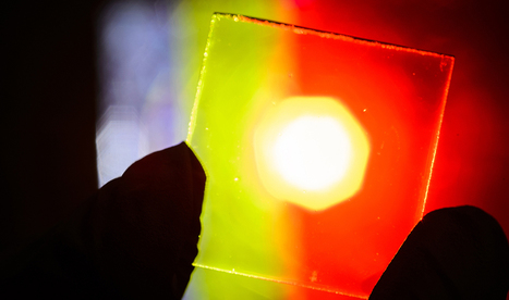 Solar energy that doesn't block the view   Tech Savvy   Scoop.it