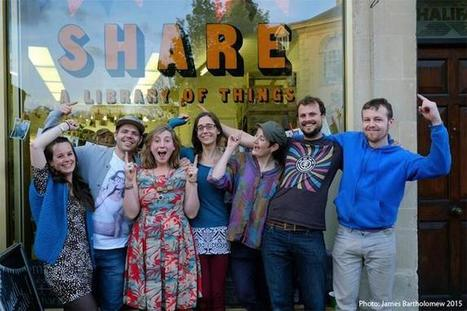 A Library of Things Puts Frome On the Map as a Sharing Town | Peer2Politics | Scoop.it