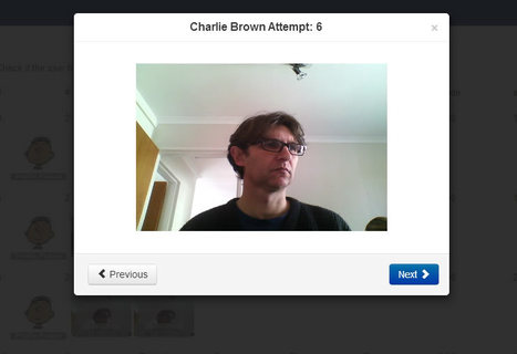 Moodle login using face recognition | Moodle i Mahara | Scoop.it