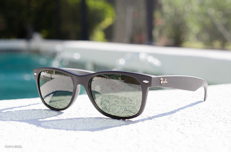 Add on to your 'glamour quotient' with Ray-Ban Sunglasses | alisterbrook | Scoop.it
