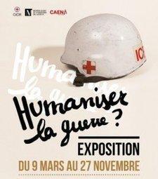 Humaniser la guerre ? L'exposition au Mémorial de Caen - L'Elephant la revue | L'éléphant - La revue | Scoop.it