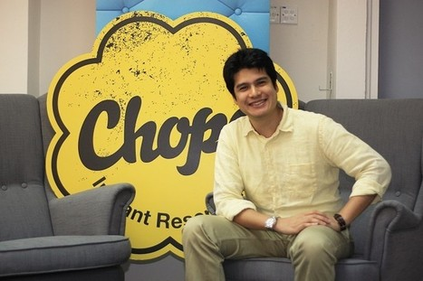Online restaurant booking service @ChopeSG raises $8M, revenue doubled in past year | ALBERTO CORRERA - QUADRI E DIRIGENTI TURISMO IN ITALIA | Scoop.it