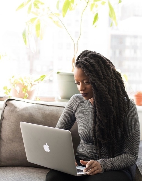These images perfectly capture what it's like to be a woman of color in the tech industry. | Black Family Technology Awareness | Scoop.it