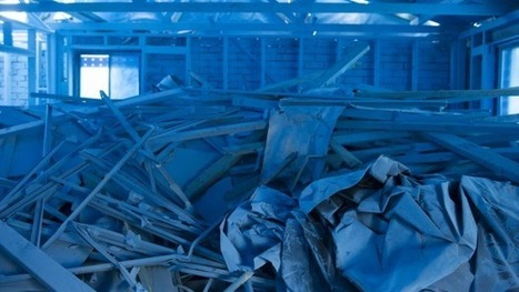 Inside a Canberra Mr Fluffy asbestos home before demolition takes place   Asbestos   Scoop.it
