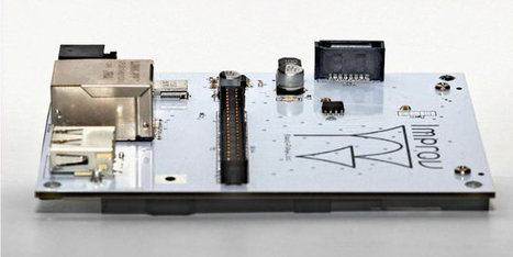 Improv Open Hardware Platform Features EOMA68-A20 CPU Card Powered by AllWinner A20 SoC | Arduino | Scoop.it