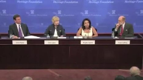 Heritage Foundation Panelist on Radical Islam | Reading, Writing, and Thinking | Scoop.it
