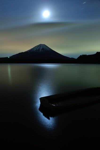 Moonlight on Mt. Fuji... | Integrative Medicine | Scoop.it