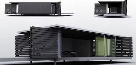 Case prefabbricate mobili unit abitati for Case prefabbricate modulari
