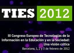 Libros y Bitios » Blog Archive » TIC en la Educación y la Sociedad, Congreso en Barcelona | Pedagogía | Scoop.it