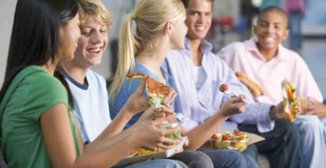 Les jeunes dépensent leur argent dans les fast food - meltyFood | Tendance restauration | Scoop.it