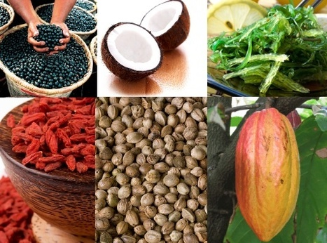 16 Superfoods You SHOULD Know About! (Part 1) | Alimentation saine #CQVC | Scoop.it