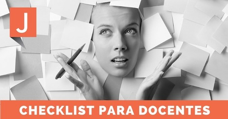 Checklist para docentes. Guía rápida para evaluar tu trabajo | Recursos didácticos y materiales para la formación del profesorado. Servicio de Innovación y Formación del Profesorado | Scoop.it